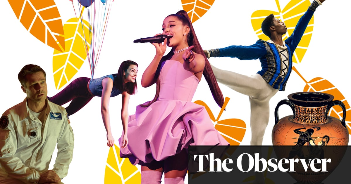 The Observer guide to the best autumn culture
