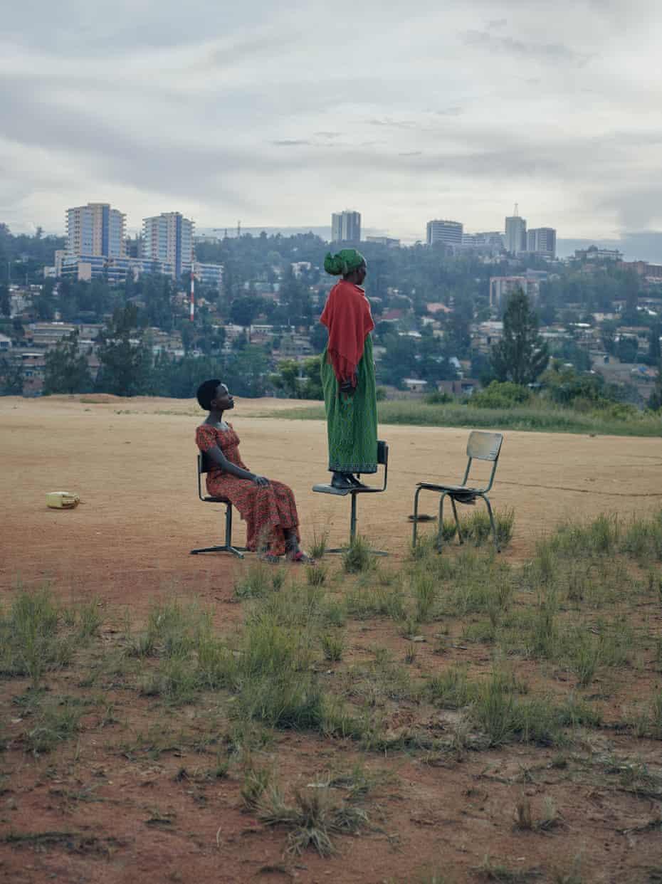 Kigali, 18 October, 2018, by Olaf Heine.