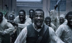 Nate Parker in The Birth of a Nation: his film sold for $17.5m