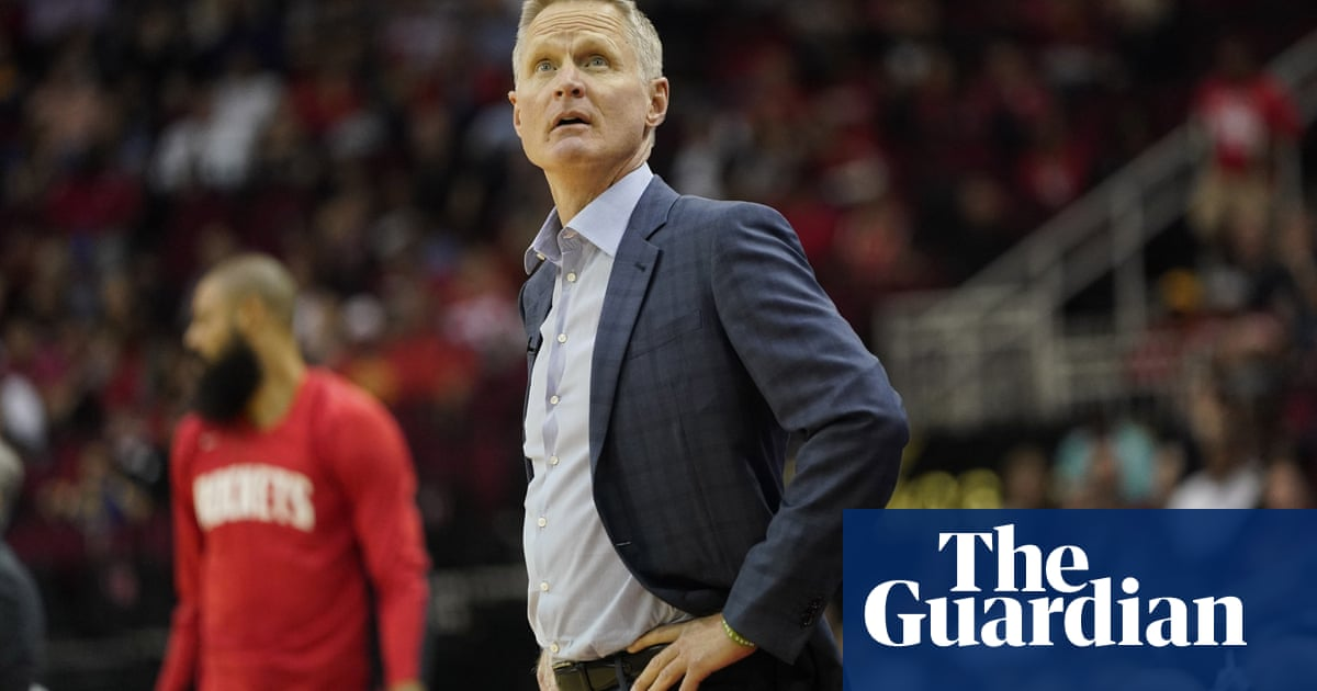 Coach v the White House: inside Steve Kerr's extraordinary feud with Donald Trump