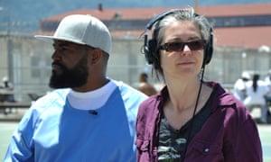 Ear Hustle co-hosts Earlonne Woods and Nigel Poor.