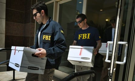 FBI raids were focused on the California Investment Immigration Fund, a business allegedly connected to abuses of the controversial EB-5 program.