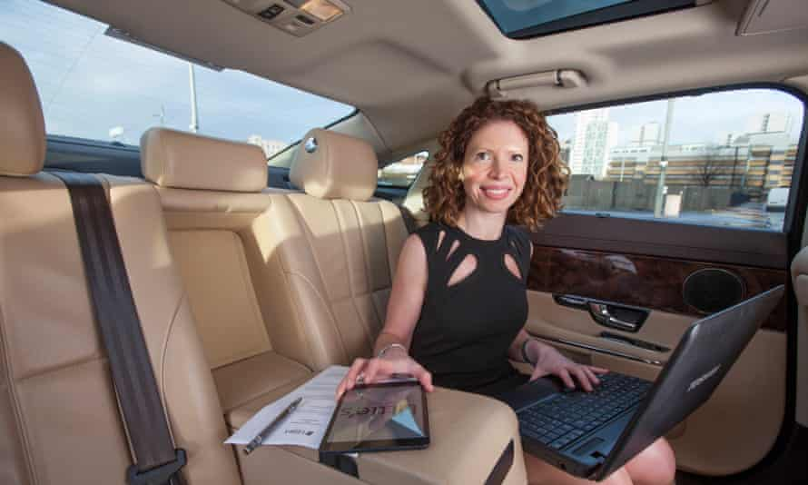 Heather Mathews of Little's Chauffeurs