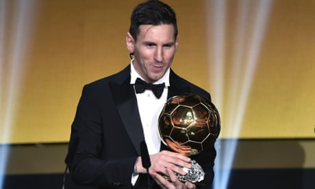 Ballon d'Or 2015 award: Messi wins for the fifth time – as