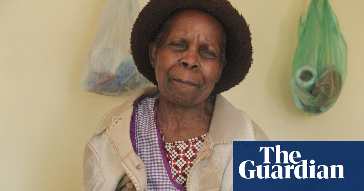 Zimbabwe's older people: the pandemic's silent victims