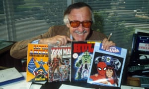 Stan Lee | Books | The Guardian