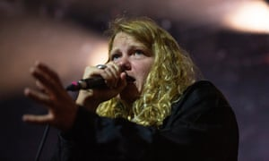 Kate Tempest at Leith theatre. .
