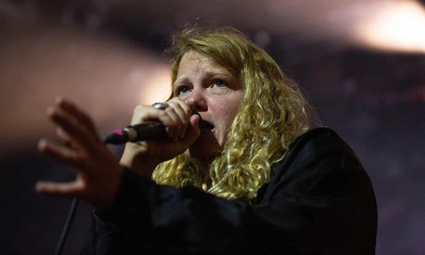 Kate Tempest review – this isn't a gig, it's a reckoning