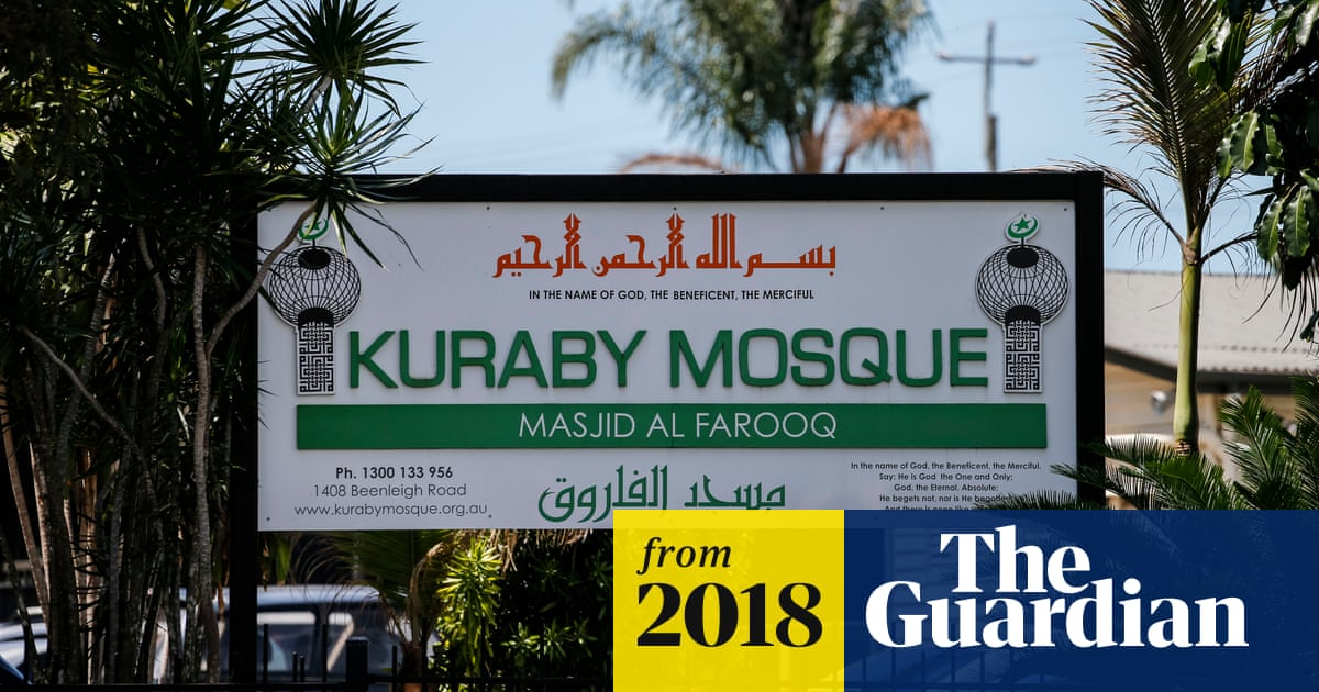 82c5176f3 'Our community is terrorised': Muslims abused as men invade Brisbane mosque