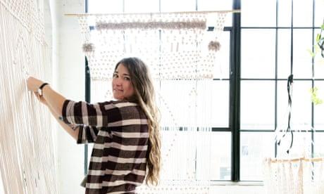 Rope tricks: meet the queen of modern macramé