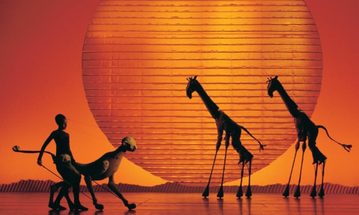 Julie Taymor How We Made The Lion King Musical Stage The Guardian