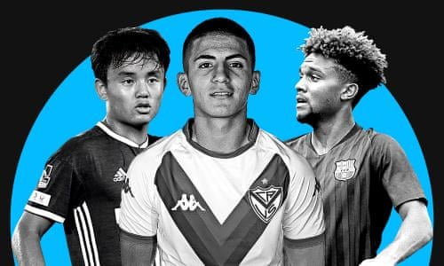 c4019afdd6c Next Generation 2018: 60 of the best young talents in world football |  Football | The Guardian