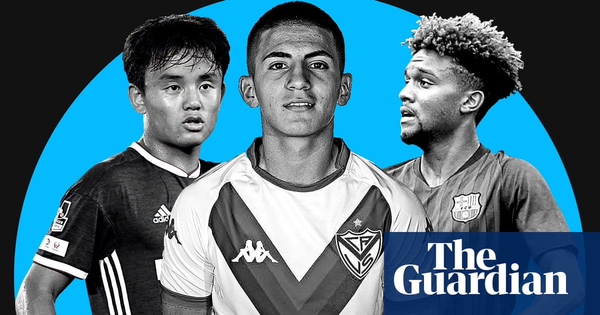 Next Generation 2018: 60 of the best young talents in world
