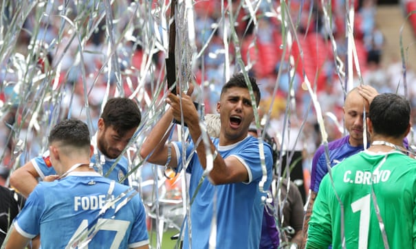 'That's not normal in a boy his age' – the journey that made Rodri the perfect Guardiola player
