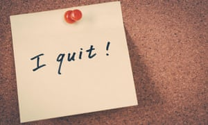 Dream of quitting your job? The joy of a new beginning may not last