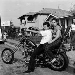 Hoyo Maravilla by Janette Beckman, East LA 1983