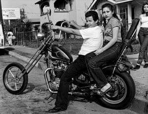 Easy riders: an image from Tastemakers & Earthshakers: Notes from Los Angeles Youth Culture, 1943 – 2016