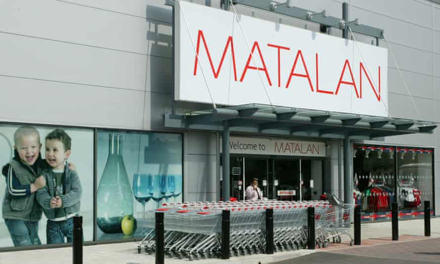 A Matalan store