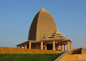 Temple in Stone and Light, Barmer, India, 2016, SpaceMatters