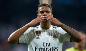 best sneakers efa83 3ed7c Who needs Ronaldo? Real Madrid's new No 7 Mariano takes ...