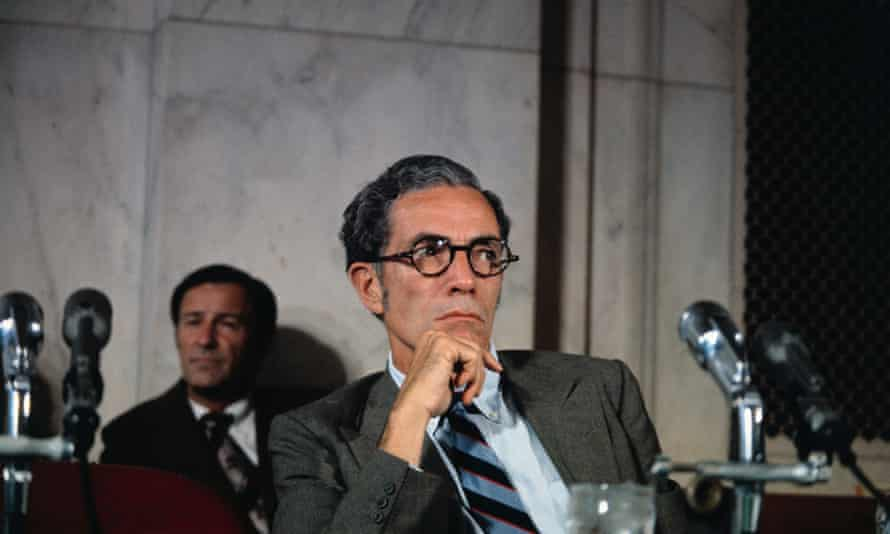 Senator Claiborne Pell, pictured in 1972.