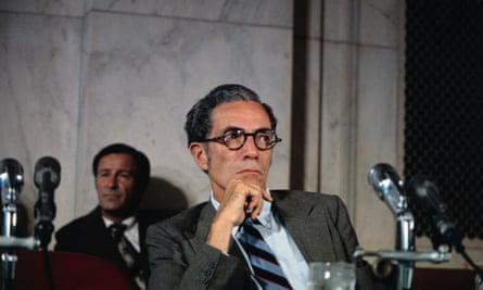 Senator Claiborne Pell, pictured in 1972.