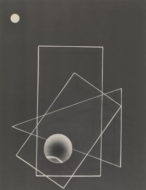 1949Composition of Forms 1949, Otto Steinert, 1915-1978