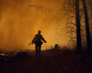 Smokejumpers: life as an elite US Forest Service firefighter