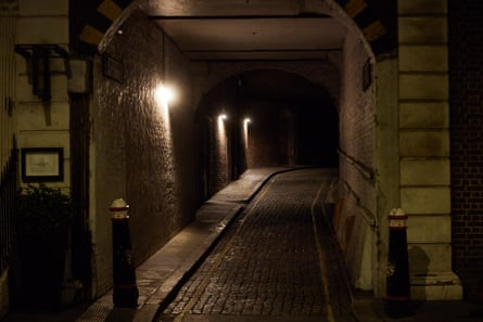 French Ordinary Court, an alley off Fenchurch Street