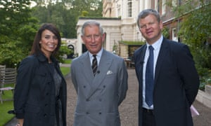 The Prince and I, and Christine Bleakley.