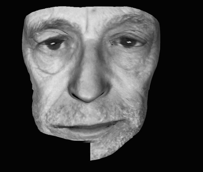 Negative Humanity The Birth Of The Digital Death Mask Art And