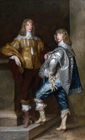 Lord John Stuart and his brother, Lord Bernard Stuart c.1638National Gallery, London, UK