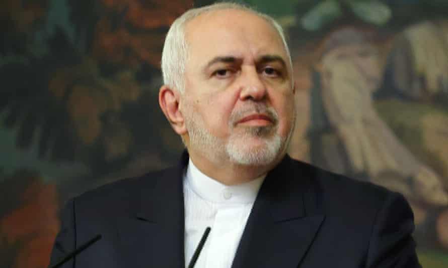 Iran's foreign minister, Javad Zarif
