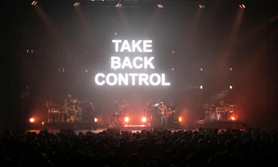 More projections from Massive Attack and Adam Curtis's collaborative films in Amsterdam.