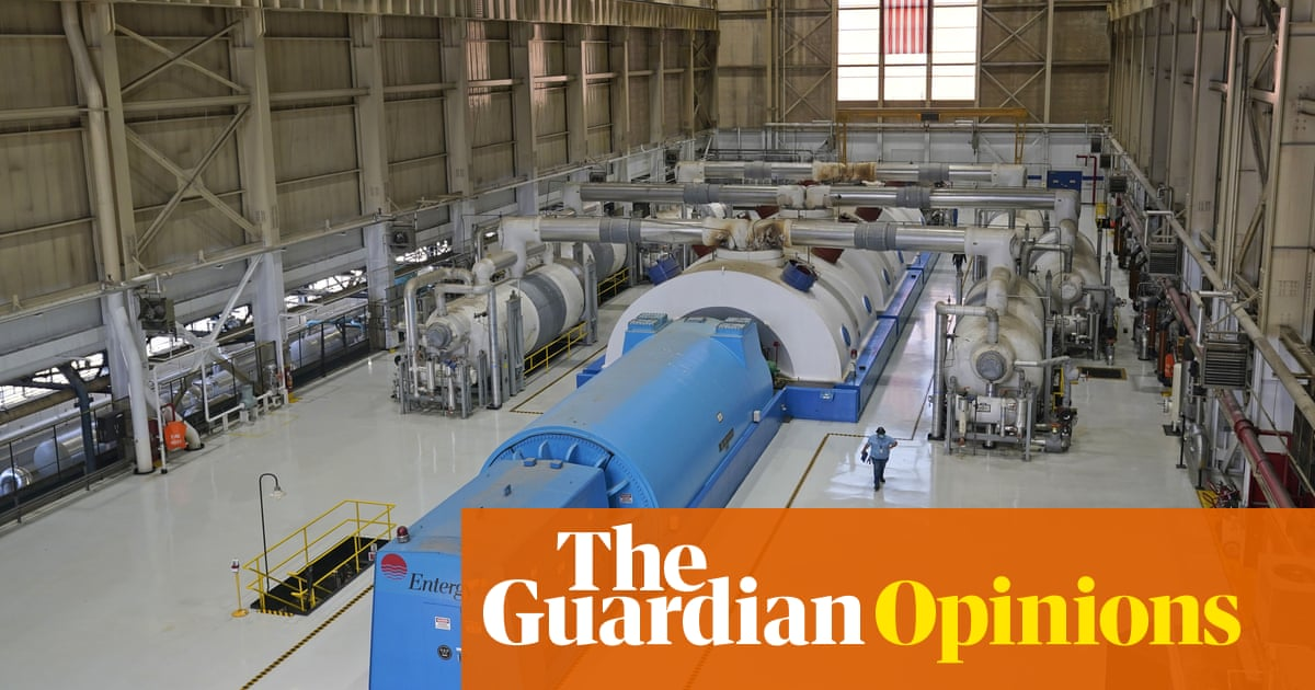If we want to fight the climate crisis, we must embrace nuclear power