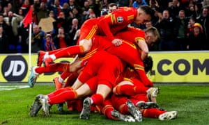 Wales are going to Euro 2020.