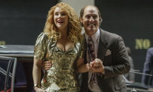 Bryce Dallas Howard and Matthew McConaughey in Gold.