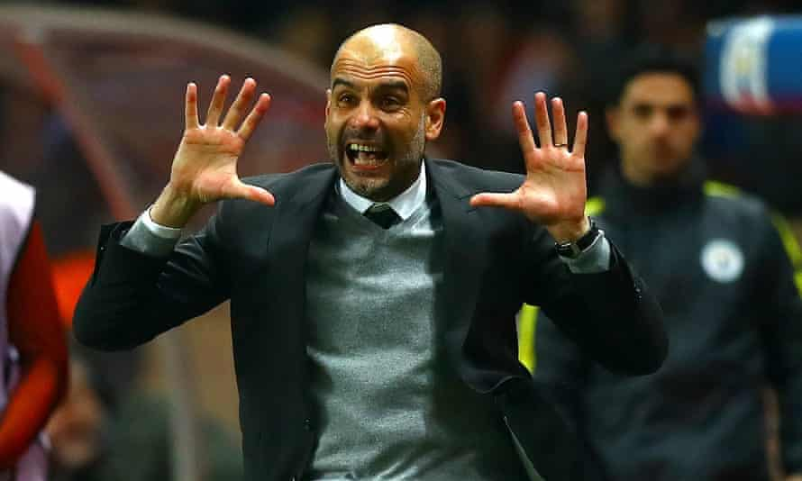 Pep Guardiola wants to bring a right-back, a left-back and a central defender to Manchester City this summer.