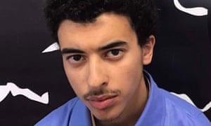 Hashem Abedi, the brother of Manchester Arena bomber
