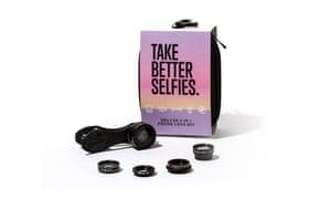 Take Better Selfies Lens Kit