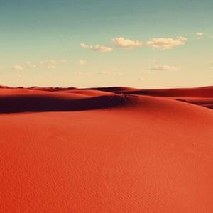 Nadia Attura - Desert Dreams