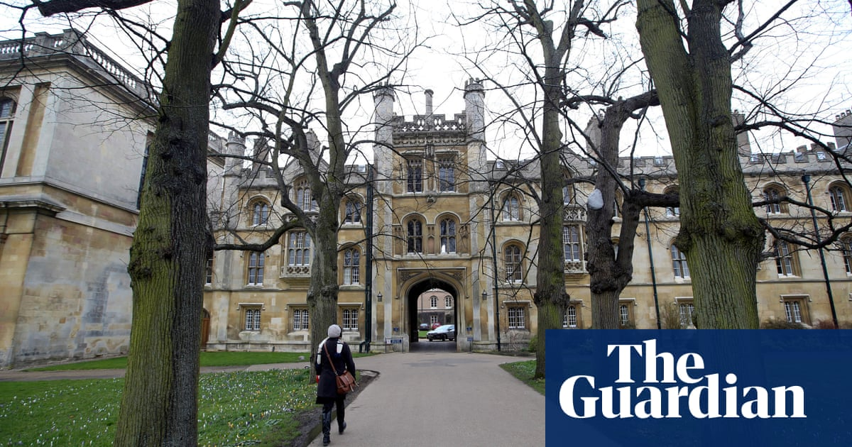 Cambridge University accused of Faustian pact in planned £400m deal with UAE