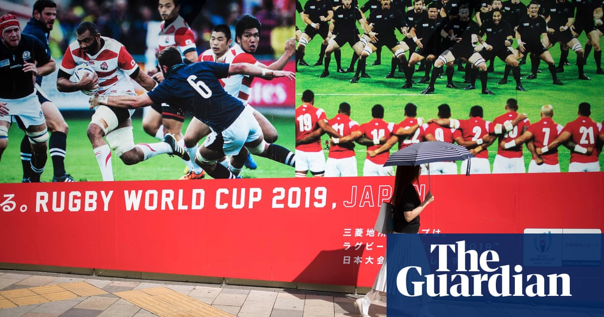 Lost in translation? World Cup has arrived in Japan but don't tell everybody | Andy Bull