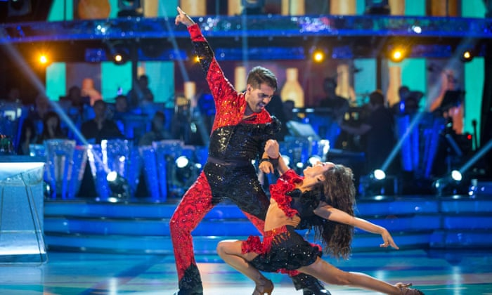 strictly come dancing 2018 week two as it happened television