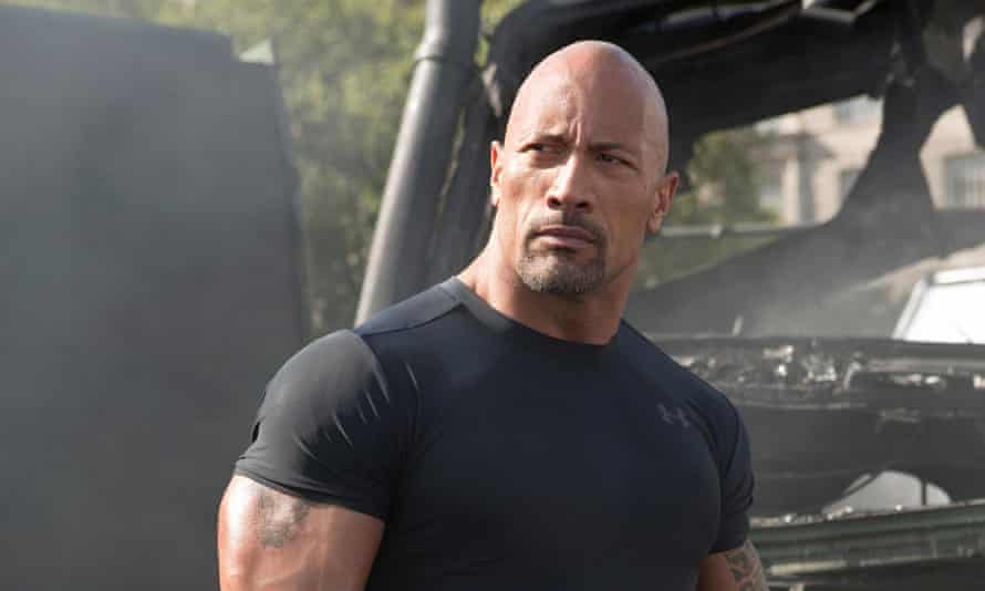Dwayne 'the Rock' Johnson,
