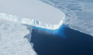 'Part of the west Antarctic ice sheet may be in irreversible retreat,' said one of the researchers.