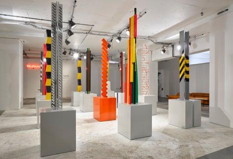 Columns by Ben Kelly.