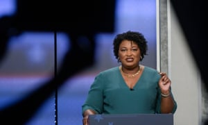 Stacey Abrams campaign says Georgia ethics watchdog's lawsuit is partisan