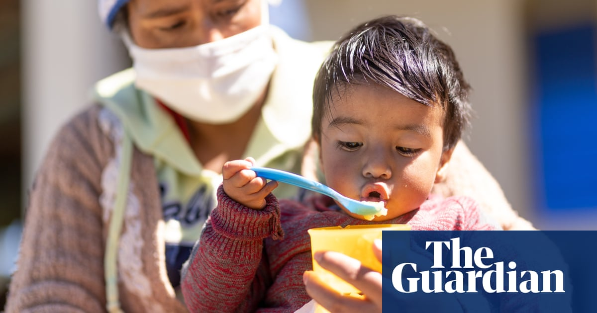 Most infants in 91 countries are malnourished, warns Unicef