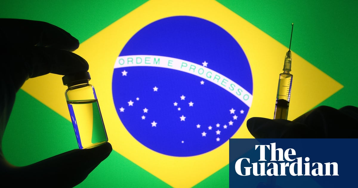 Crackdown on 'vaccine sommeliers' as Covid pandemic grips Brazil